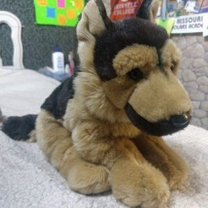 ULTRA RARE Ganz Signature Webkinz German Shepherd
